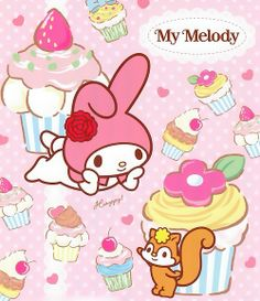 My Melody #kawaii