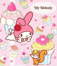 My Melody #kawaii