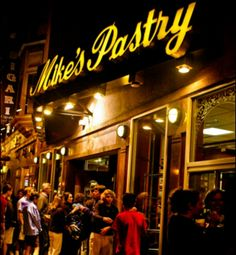 Mike's Pastry, North End, Boston