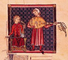 Cantigas de Santa Maria  written in Galician-Portuguese during the reign of Alfonso X El Sabio (1221–1284)