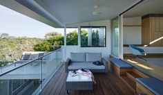 Shearwater House, Bark Design Architects