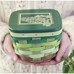 Make your Own Luck in 2016!  #longaberger #stpats #luck #basket