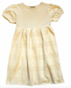 Bilde av kjole cornelia pale yellow
