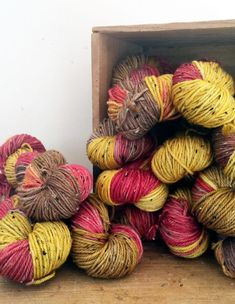 Rich browns for Warm Hands Aran Weight Yarn, Devon, Yarns, Knit Crochet, Crochet Patterns, Hand Painted, Autumn, Knitting, Instagram Posts