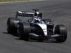 2003 Testing - Kimi Räikkönen - Unraced McLaren MP4-18