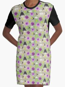 Garden of England Graphic T-Shirt Dress 20% off today use code CARPE20 #redbubble #newfromredbubble #redbubbledress #digiprint #printeddress #print #pattern #patterneddress #graphicdress #graphic #sublimation #dyesublimation #alternative #fashion #ss16 #indie #indiedesign #design #tshirtdress #minidress #women #fashion #newdress #newclothes