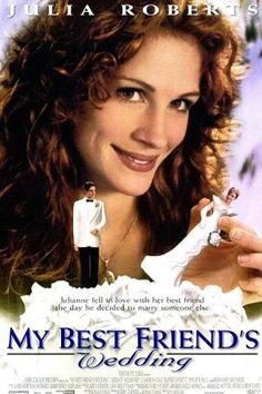 Top 10 Best Romantic Comedy Movies: 'My Best Friend's Wedding' (1997)