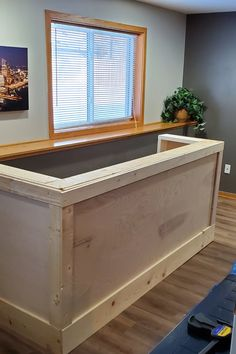 Home bar ideas for a small man cave or a large L shaped bar for a basement. These bars have been customized to fit a smaller corner in the living room or garage. A bar will even look great in an unfinished basement and help define the space while adding a ton of seating.