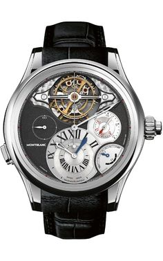 Montblanc Villeret 1858 ExoTourbillon Chronographe Watch #Men #Watch