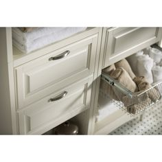 Shop Allen Roth 76 In White Wood Closet Tower At Lowes