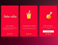 "Check out new work on my @Behance portfolio: ""Suka-Suka Resto"" http://be.net/gallery/62912613/Suka-Suka-Resto"