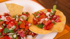 The Perfect Pico de Gallo (Salsa Mexicana)