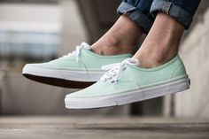 Vans Authentic in Pastels for Spring 2017 - EU Kicks: Sneaker Magazine