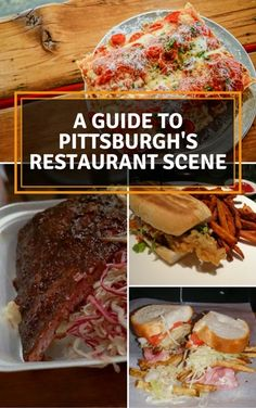 Looking for the best restaurants in Pittsburgh? Check out these awesome spots! Pittsburgh Restaurants, Visit Pittsburgh, Pittsburgh Food, Travel Articles, Travel Advice, Travel Guides, Travel Tips, Good Food, Yummy Food