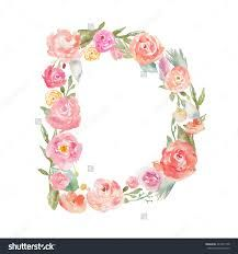 Image result for hand drawn fancy letter d