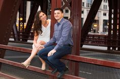 Engagement Chicago Nick Ant Photography