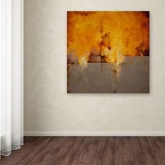 "Trademark Fine Art ""Lost Passage"" by Cody Hooper Painting Print on Canvas"