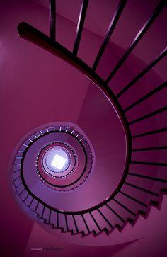 purple stairway                                                                                                                                                                                 More