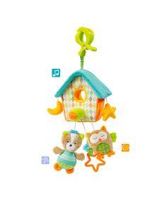 Seyahat İçin Müzikli Kuş Evi ve daha birçok Baby Fehn Marka Oyuncak - Aktivite Oyuncakları - Yatak, Puset ve Mama Sandalyesi Oyuncakları Ürünleri Unnado'da