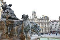 Lione, i traboules & piazza des Terraux www.arttrip.it/lyon-les-traboules-place-des-terraux/