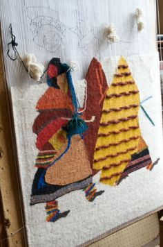"""This craftwork is from our feature """"Lovely Lesotho"""