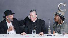 A Rabbi, a Priest and an Atheist Smoke Weed Together