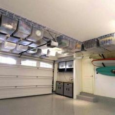 outstanding 17 Garage Makeover Projects with Good Storage Ideas