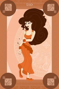 Disney astrology