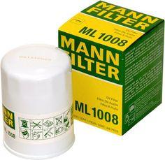 Mann ML1008 Engine Oil Filter