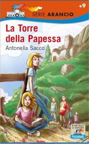 il mio romanzo per ragazzi La torre della Papessa *** due gemelle e i loro amici alla ricerca di un tesoro alla cui esistenza non crede nessuno, o quasi...