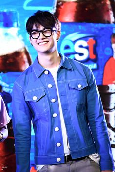 JB's smile is killer!