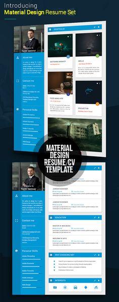 Free Simle Resume Template #resumetemplate #coverletter - resume templates for designers