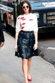 Best dressed - Anna Hathaway