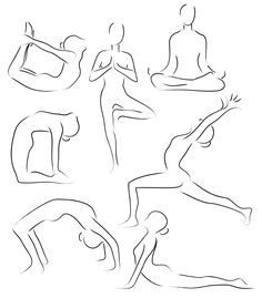 75 Best Yoga Drawing Images Yoga Art Yoga Drawing Yoga Meditation