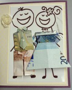 DIY Dienstag mit einer easypeasy Geldgeschenk Idee