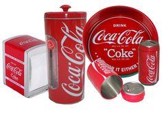 GENUINE COCA COLA COKE COLLECTABLES AMERICAN VINTAGE CAFE BAR DINER KITCHEN | eBay