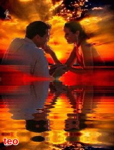 Honesty is the beauty of your heart while humility is the fragrance of your Soul . In my view these are your gift of Devin . Beautiful Love Pictures, Beautiful Gif, Beautiful Sunset, Beautiful Beaches, Miss You Images, Love Images, Couples In Love, Romantic Couples, Fotos Do Face