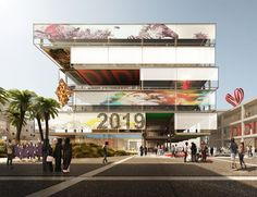 dubai design district (d3) will welcome the offices of global architecture firms zaha hadid architects, santiago calatrava, and foster + partners.