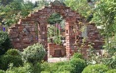 bildergebnis f r ruinenmauer sichtschutz gardening pinterest ruinenmauer sichtschutz und. Black Bedroom Furniture Sets. Home Design Ideas