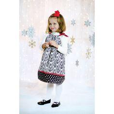 Little Dress Boutique - Damask Dress Kit