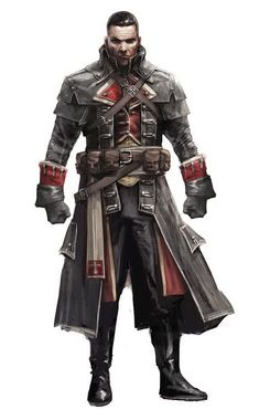 Shay Cormac/Gallery - Assassin's Creed Wiki