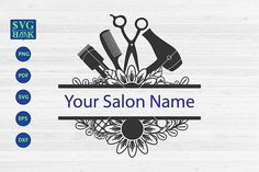 39 Best Salon Svg Images Vinyl Crafts Vinyl Monogram