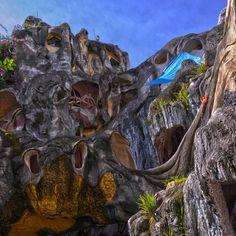 crazy hotel in Vietnam