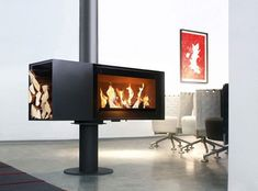 Turn Fireplace