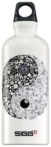 Sigg Design Water Bottle 06Liters Yin Yang -- Find out more about the great product at the image link.