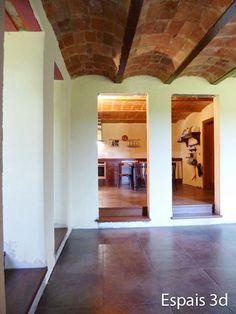 presupuestos reformas madera Mexico House, Ceiling Detail, Barbacoa, Vaulting, Architecture Design, Home Improvement, Loft, Construction, Ceilings