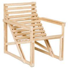 Weltevree Patio fauteuil @weltevreeshop #patio #fauteuil #stoel #relaxen #hout #tuinstoel #buiten #design #Flinders