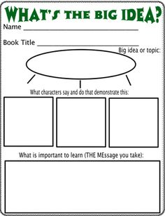 Great ideas for helping to teach and identify theme. Really helped me!