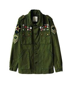90 mejores imágenes de chaquetas verde militar en 2019  98538a93014d