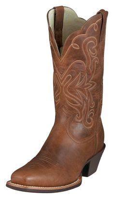 Womens Ariat Legend Boots Russet Rebel Style 15845 | Ariat | Allens Boots